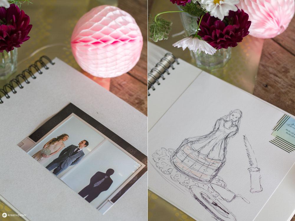 Malauftrag-Gästebuch-Hochzeitsgeschenkidee-kreative-Gästebuchalternative