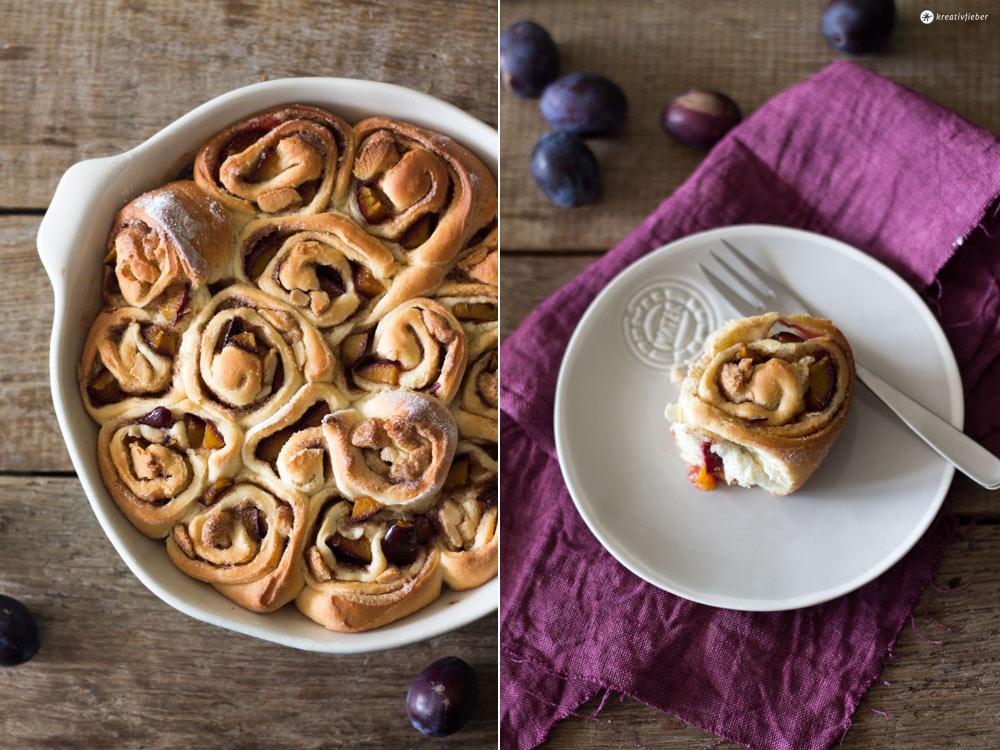 Zimtschneckenkuchen-mit-Pflaumen-und-Marzipan---Zimtschnecken-Rezept