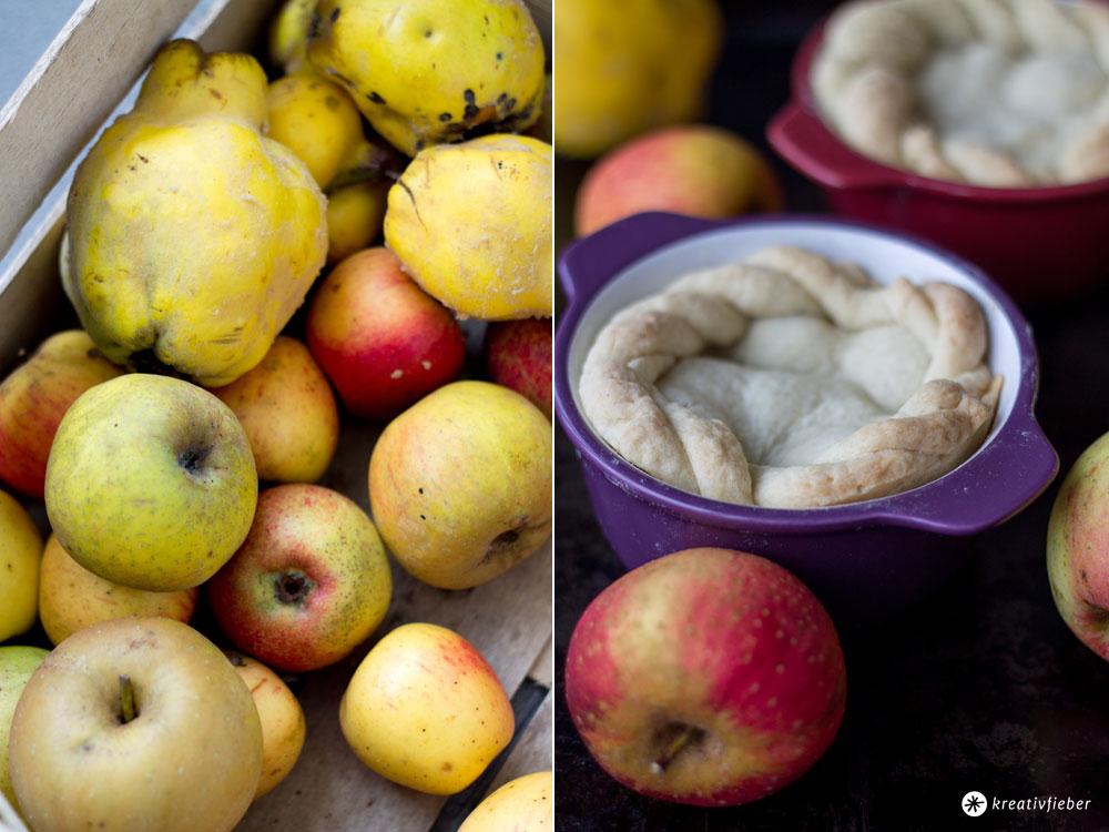 Gedeckte-Apfel-Quitten-Küchlein---einfaches-Rezept-mit-Mürbeteig