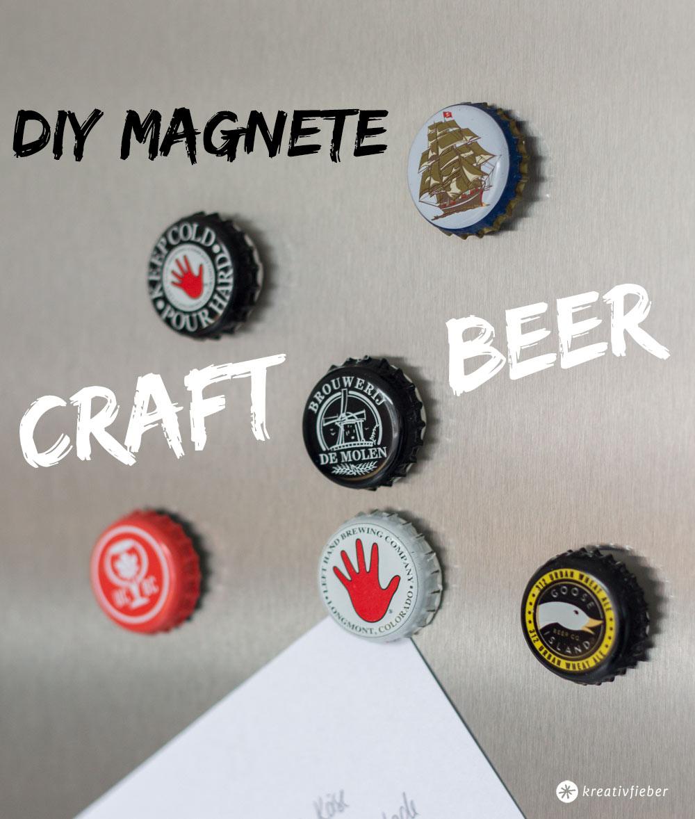 Kronkorken-Magnete---DIY-Weihnachtsgeschenk-für-Bierfans---Craft-Beer-Magnete