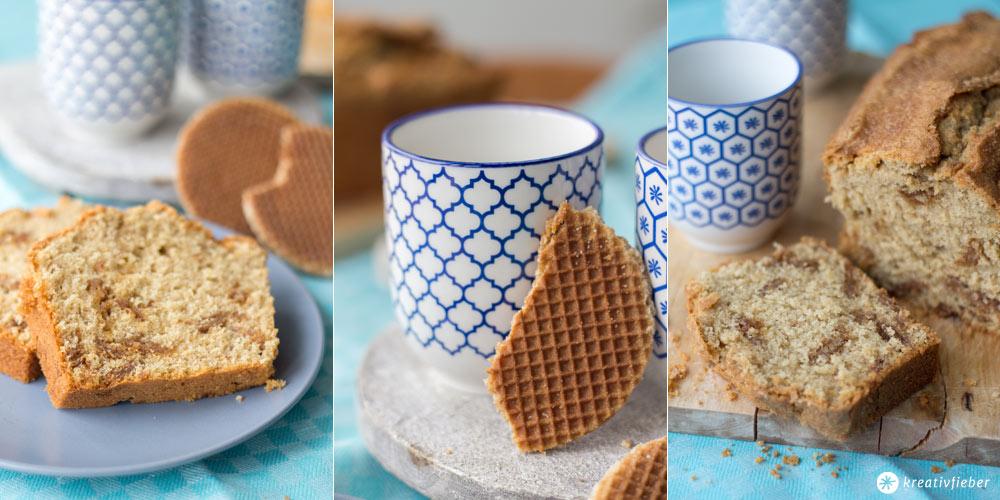 Stroopwafel-Kastenkuchen-Rezept-mit-Zimt-und-braunem-Zucker---einfache-Rezepte