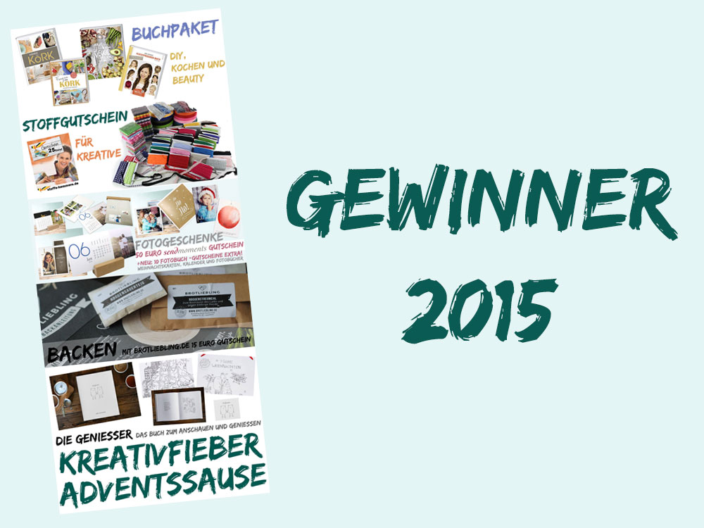 Adventssause-gewinner