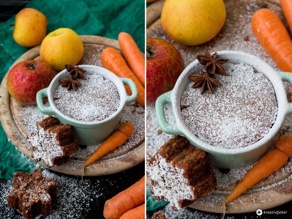Apfel-Karotten-Gewürzkuchen-weihnachtliches-Kuchenrezept