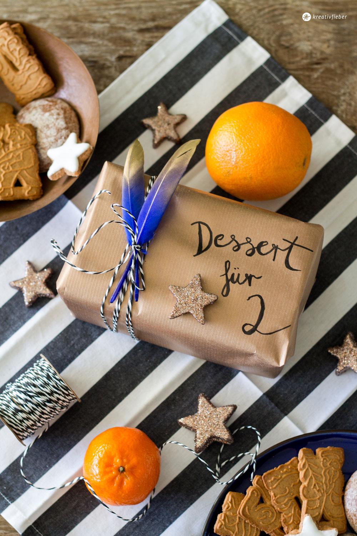 Dessert-für-Zwei-verpacken-und-verschicken-in-metallic-Tönen