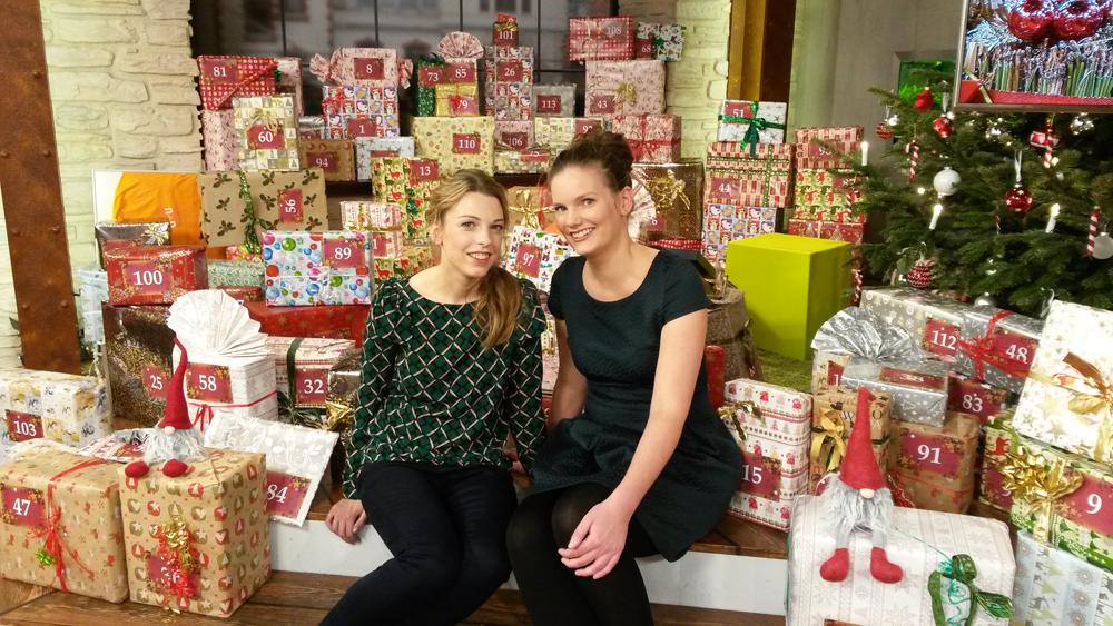 Kreativfieber - Maike Hedder und Jutta Handrup - Frohe Weihnachten