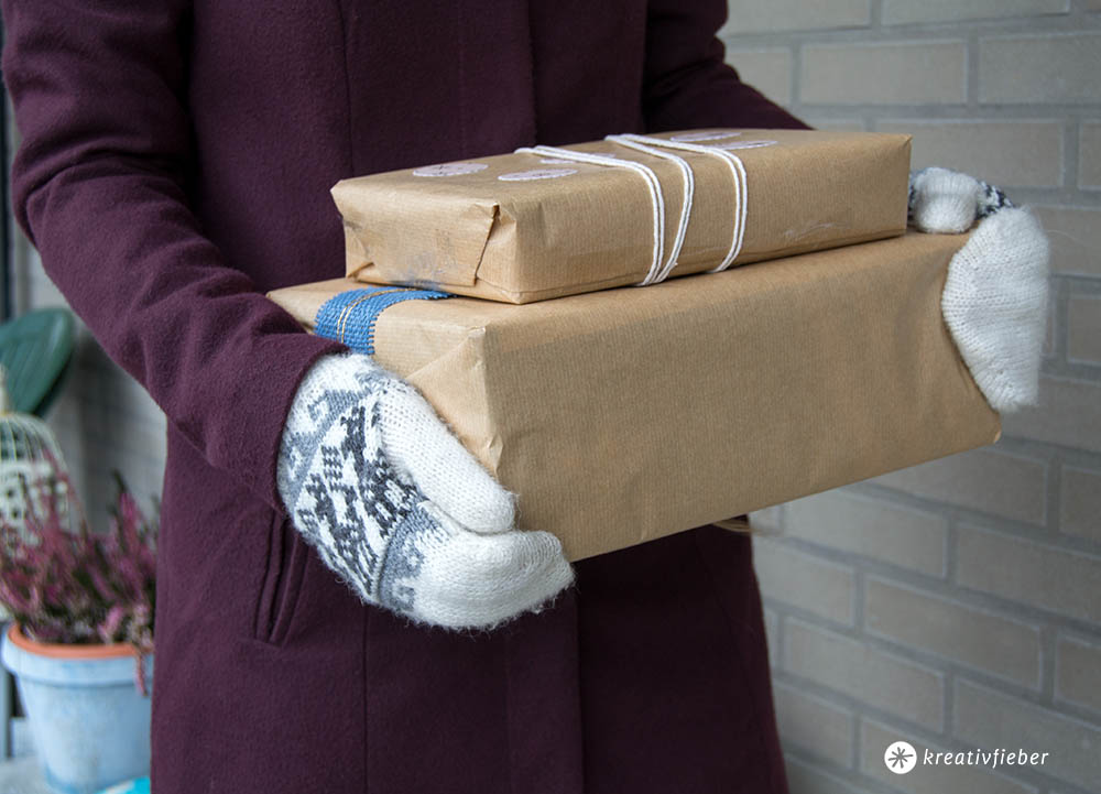 Pakete verschicken Weihnachten Hermes
