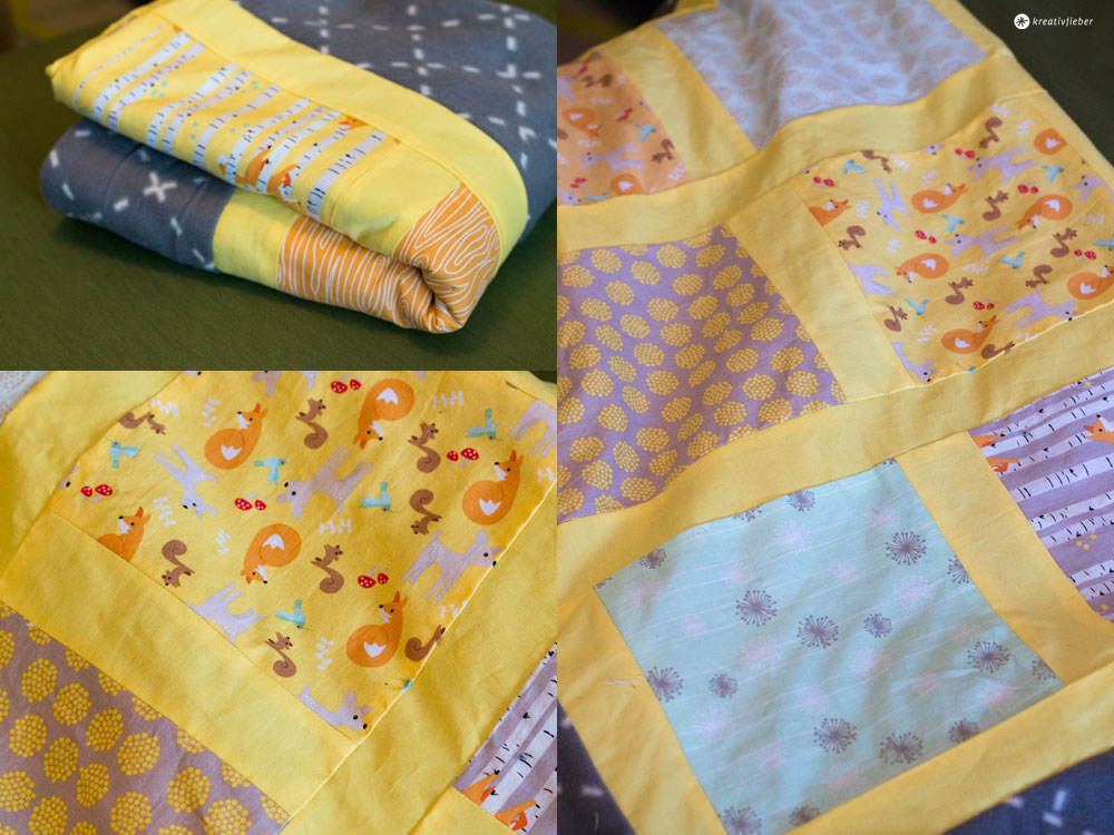 Einfache-Babydecke-aus-Quadraten---gratis-Nähanleitung-für-eine-Patchwork-Babydecke