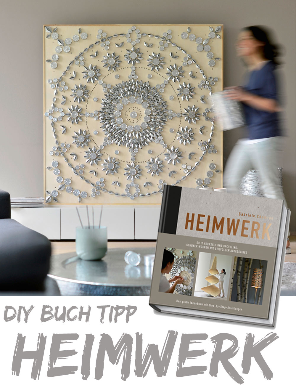 diy buch tipp heimwerk kreativfieber. Black Bedroom Furniture Sets. Home Design Ideas