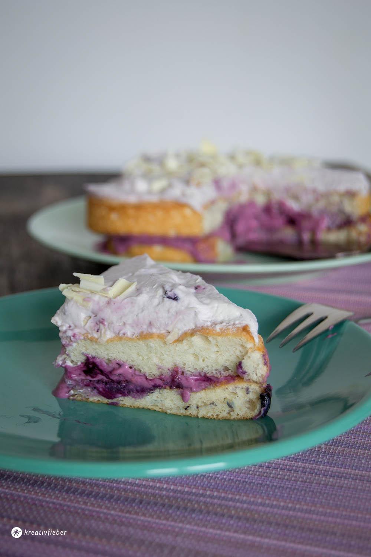 Angel Cake für Valentinstag
