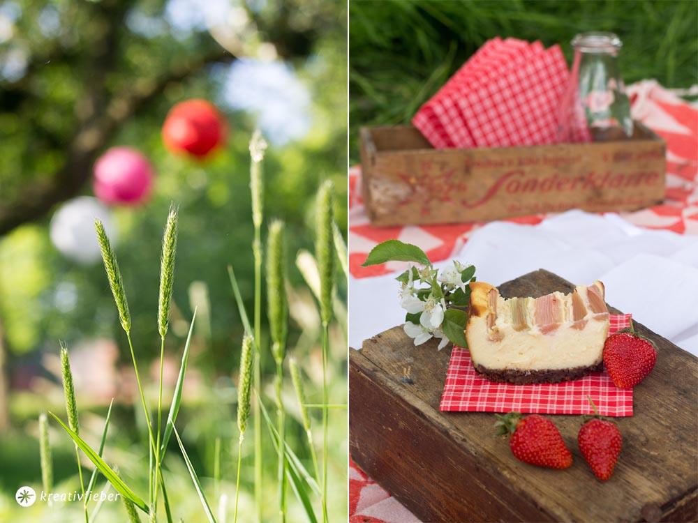 picknickrezept cheesecakebars