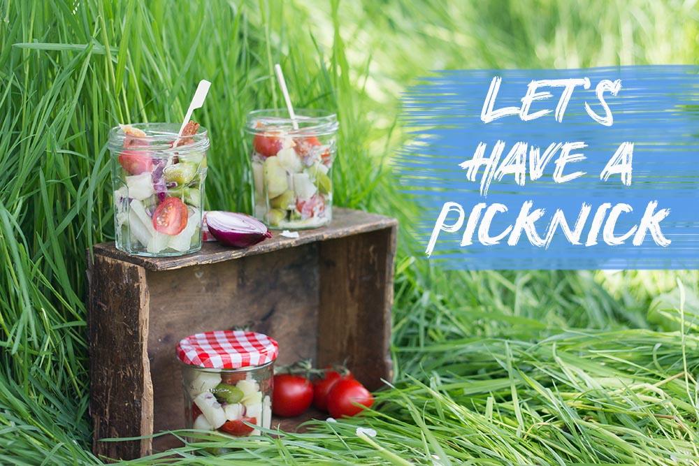 die besten Picknick Rezepte