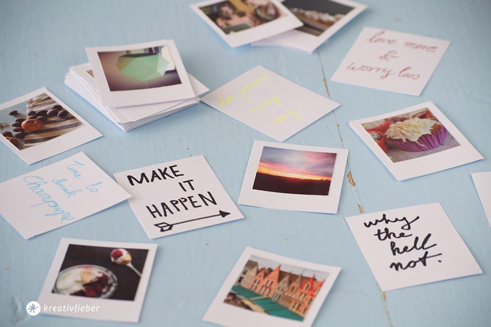 52 Wochen motivationsbox als Geschenkidee