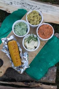 Grillbutter - vier verschiedene Rezepte selbermachen