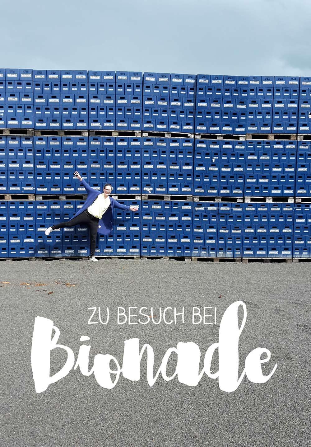 Kreativfieber zu Besuch bei Bionade