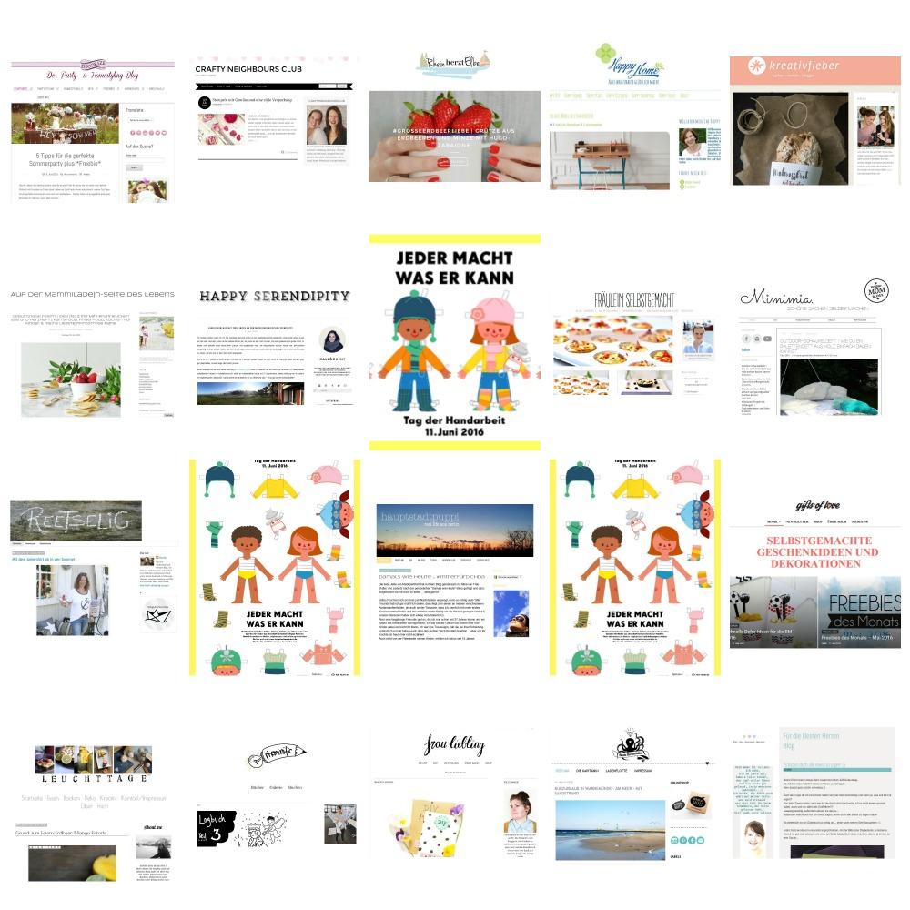 Kreativ für Kinder - diese Blogs sind dabei