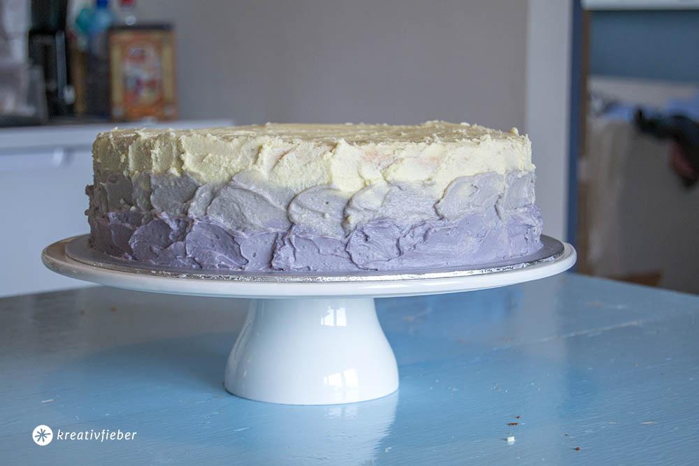Ombre Torte Lavendel