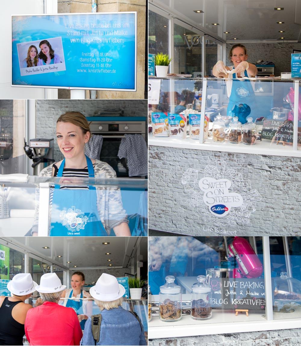 live baking dresden stadtfest bahlsen cookies kreativfieber