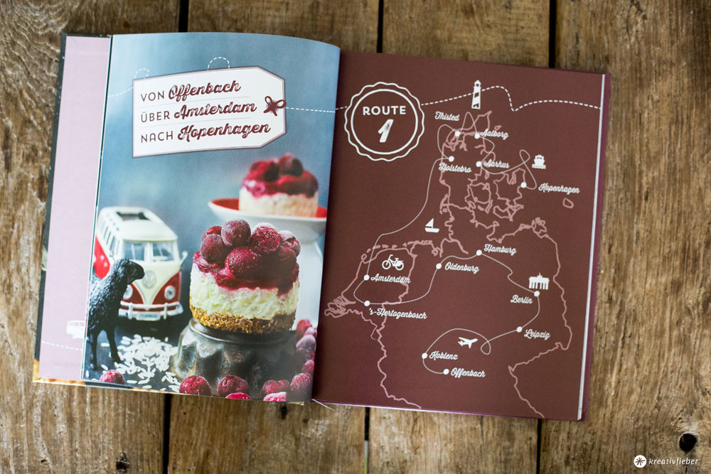 Bake and the City Rezension Kreativfieber