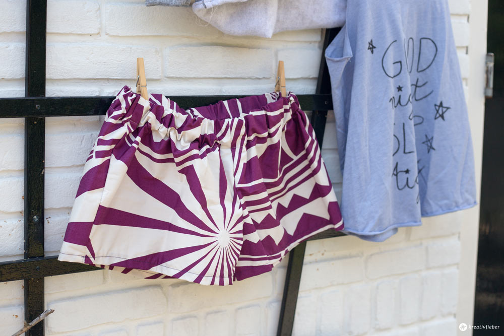 DIY einfache Schlafanzughose nähen - DIY Loungewear Set