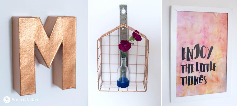 diy wanddeko mit kleben geln und gewinnspiel und diy tutorials. Black Bedroom Furniture Sets. Home Design Ideas