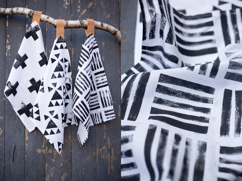 textilien bestempeln