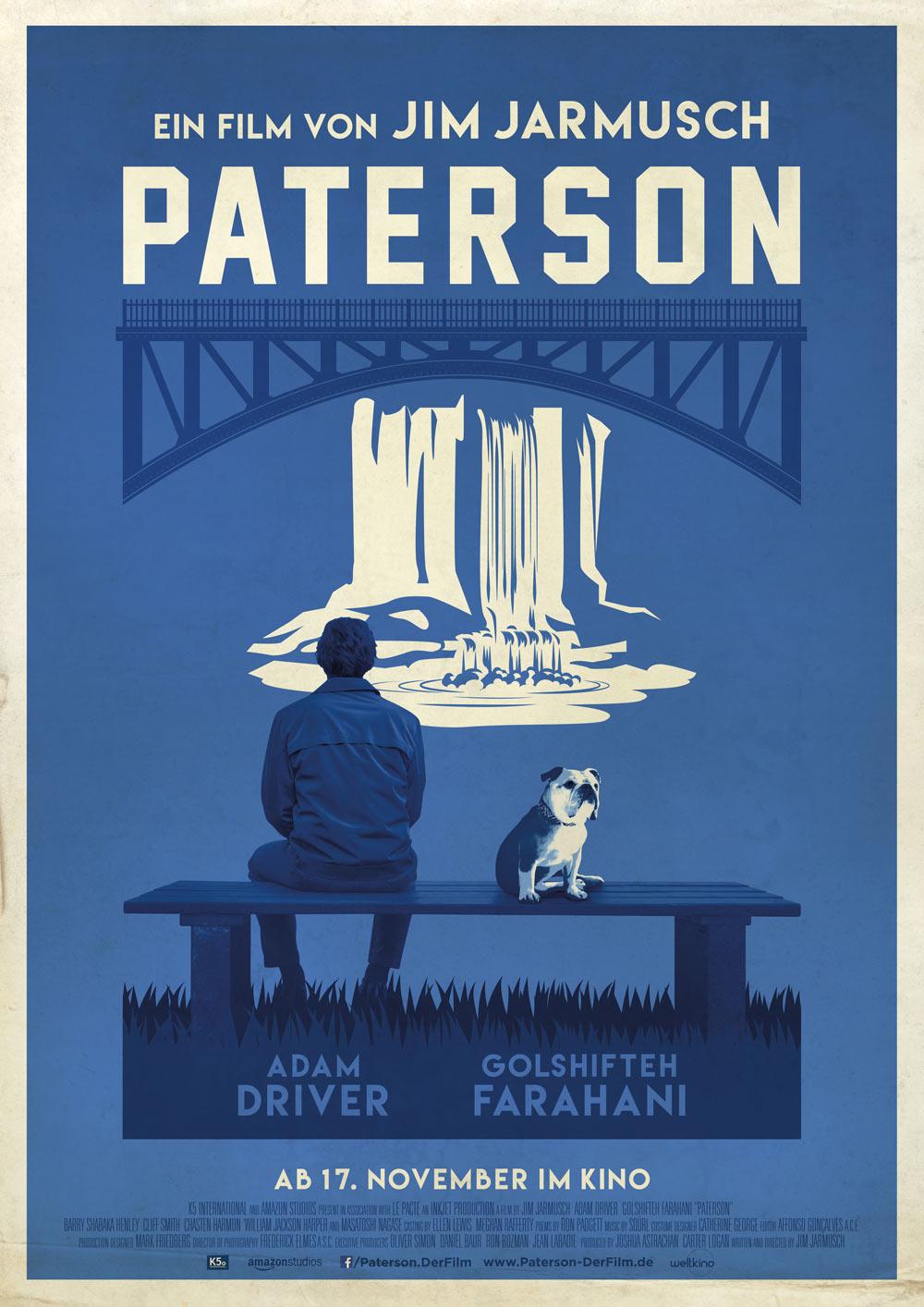 Paterson der Film DIY Special auf kreativfieber