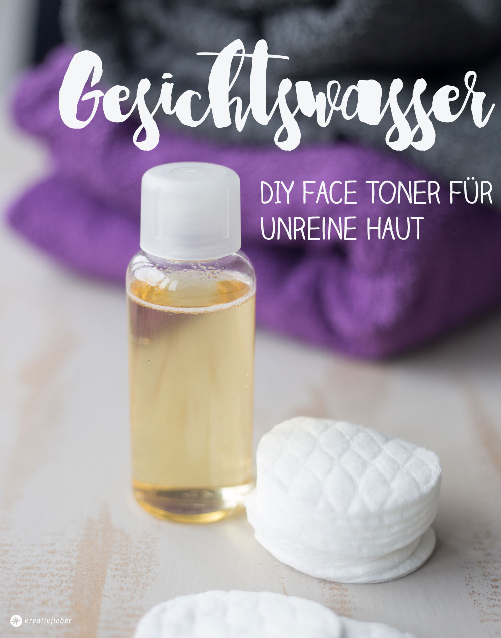 diy gesichtswasser selbermachen face toner bei unreiner haut. Black Bedroom Furniture Sets. Home Design Ideas