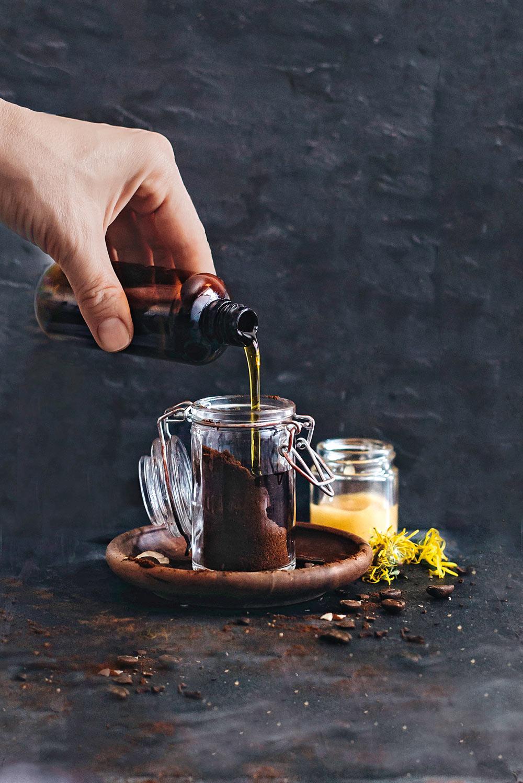 Koffein Kick Augencreme - DIY Naturkosmetik aus Hello Glow