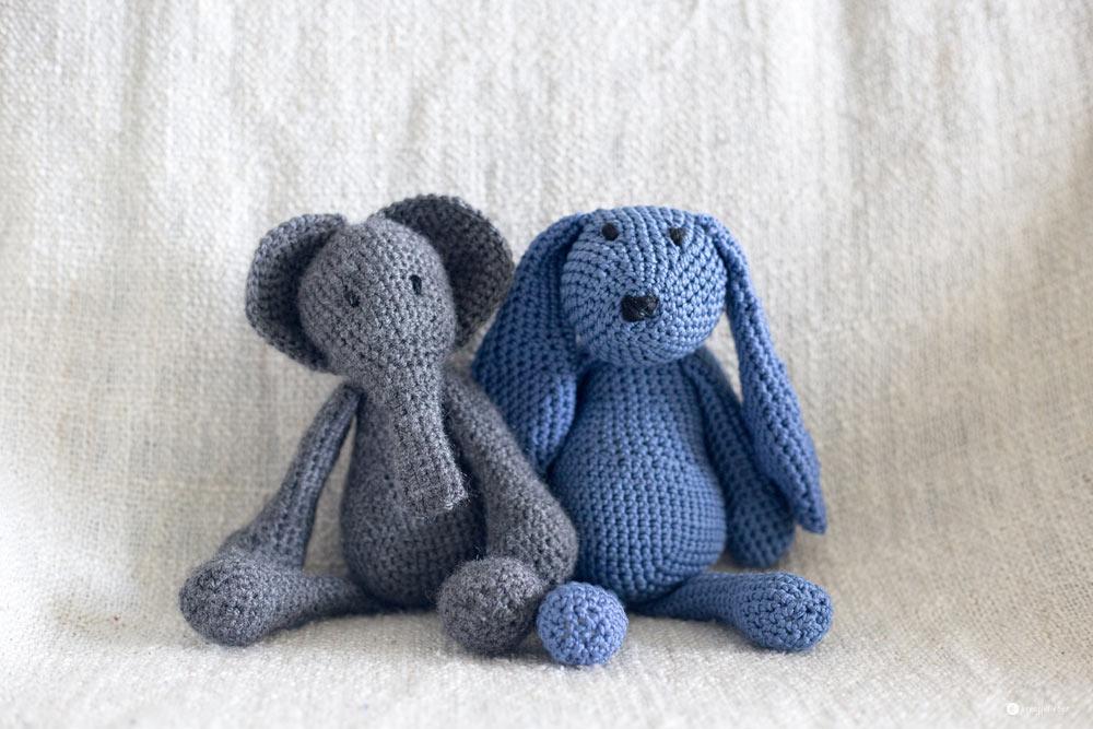 Babyfieber - süße Häkelkuscheltiere selbermachen - Geschenke für Babys