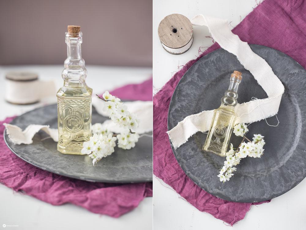 DIY Babybauchöl gegen Schwangerschaftssteifen selbermachen - DIY Naturkosmetik