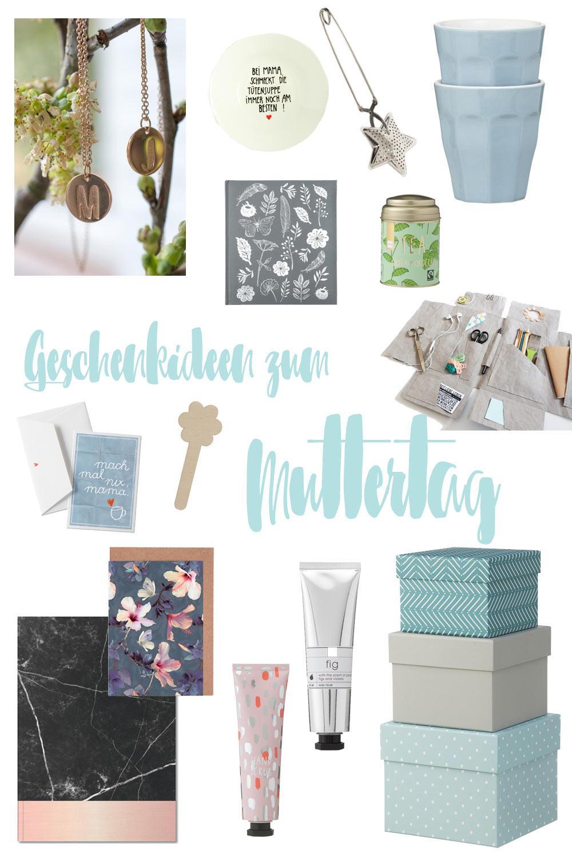 geschenkideen zum muttertag sch ne ideen f r geschenke f r die mama. Black Bedroom Furniture Sets. Home Design Ideas