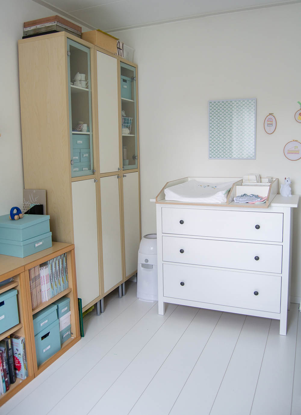 Maikes Haustour - multifunktionales Babyzimmer einrichten | {Babyzimmer einrichten 83}