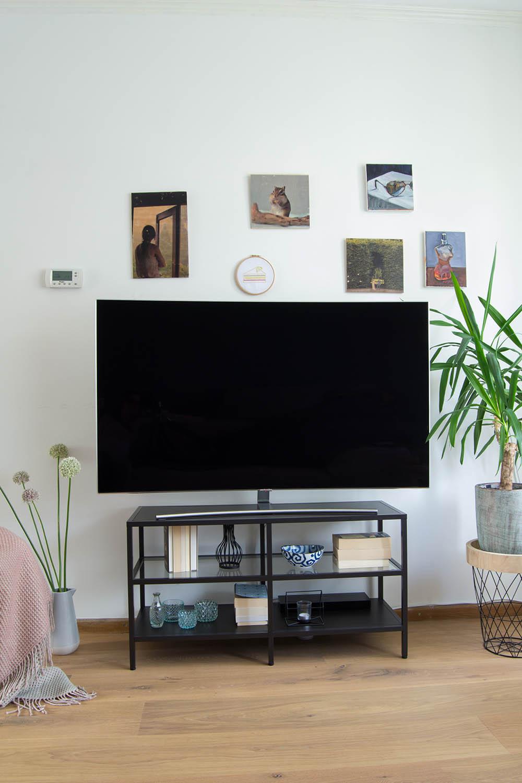 Kabellose Lösung für den TV