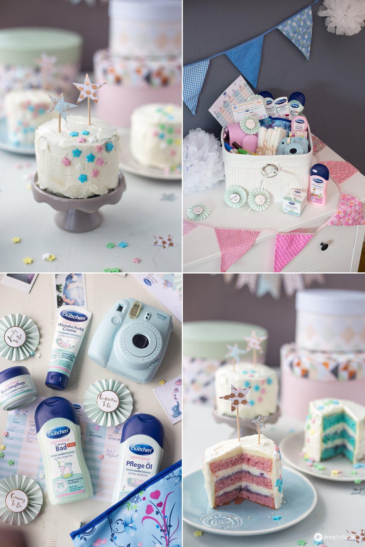 5 Tipps für eure DIY Babyparty - DIY Ideen, Tipps für Aktivitäten, Rezepte und Deko - Kreativfieber