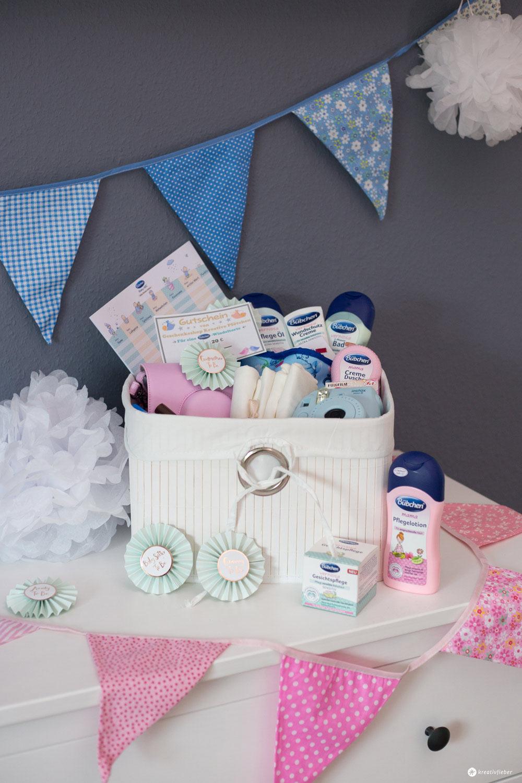 DIY Babyparty Ideen - 5 Tipps für die perfekte DIY Babyparty - DIY Baby Shower selbst planen