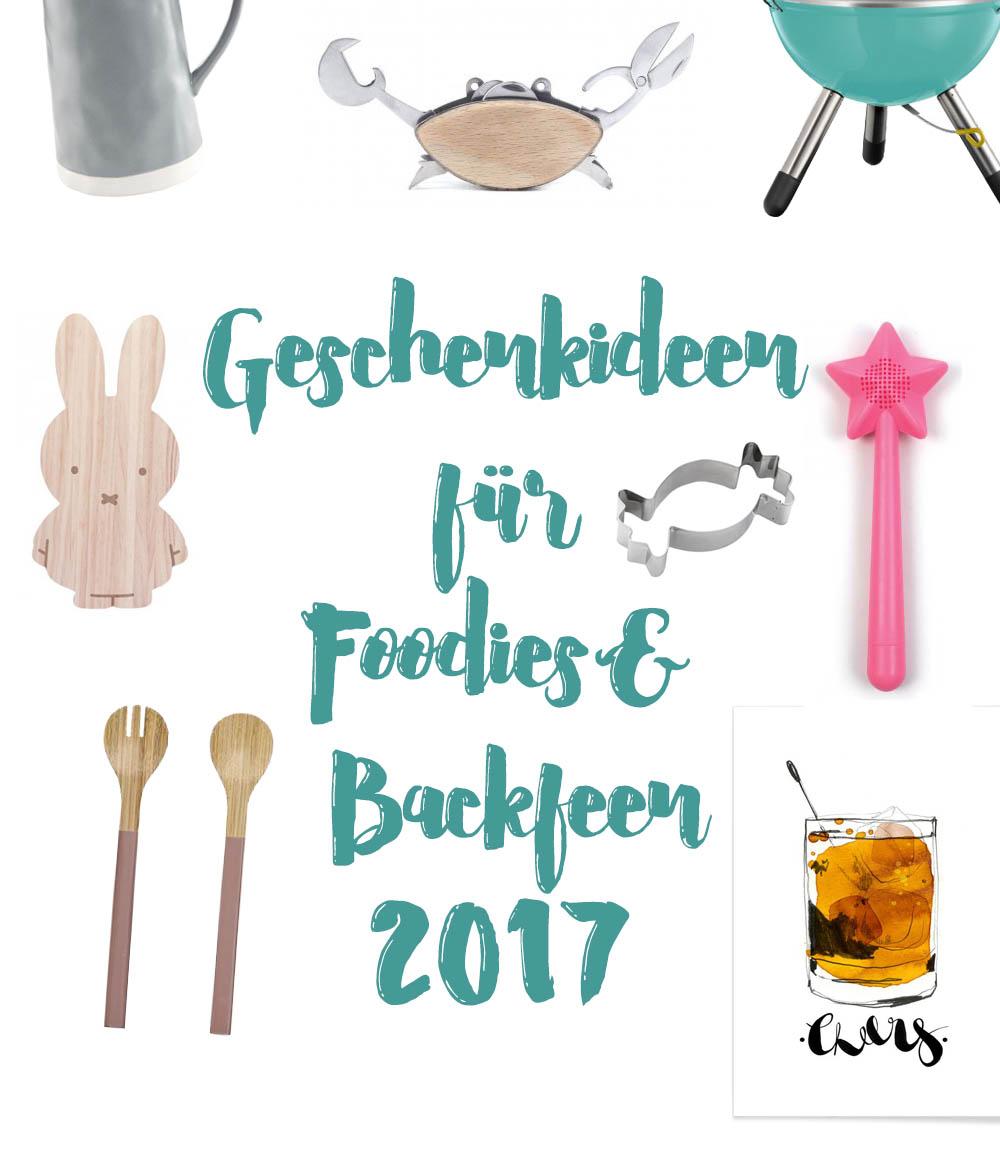 Geschenke für Foodies