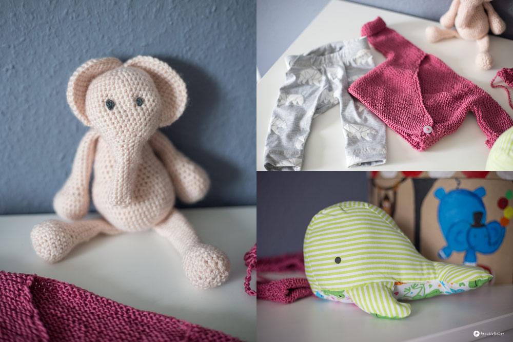 DIY Geschenkideen zur Geburt selbermachen