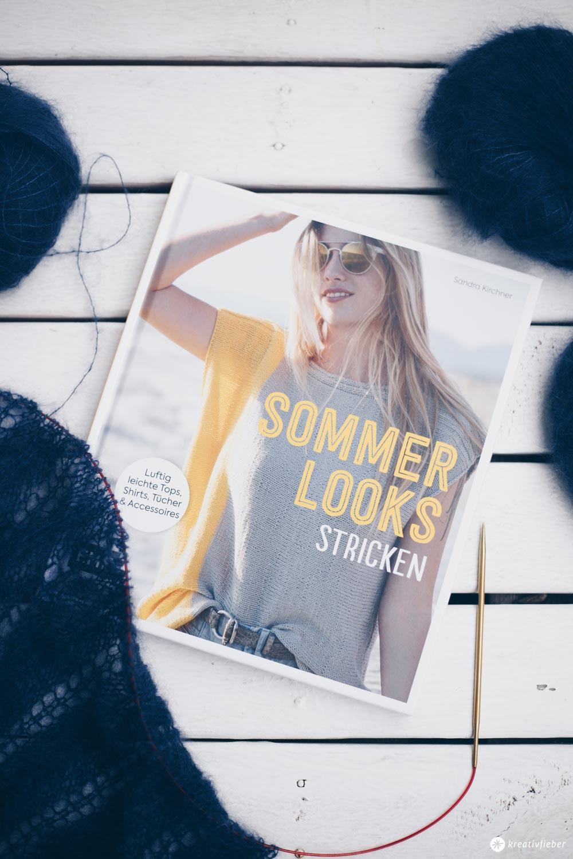 Sommerlooks stricken - Buchrezension auf Kreativfieber