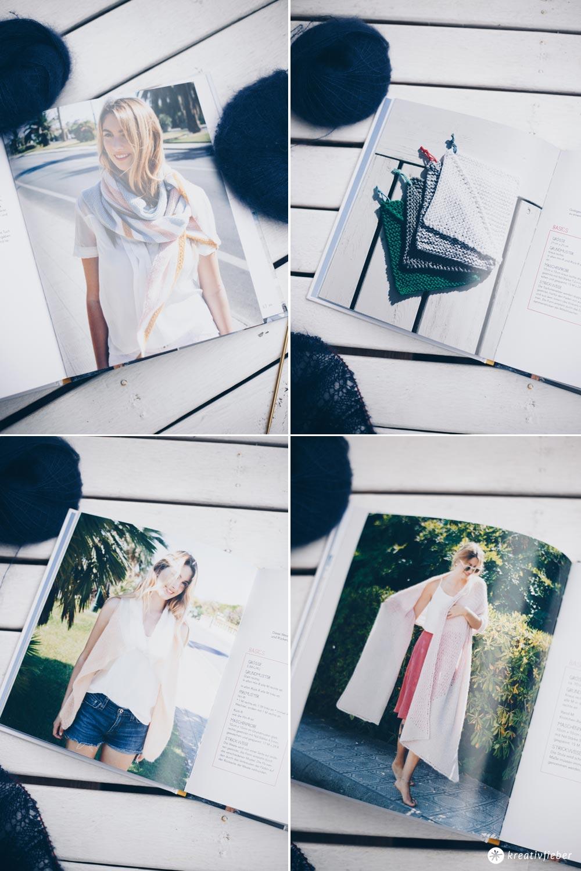 Sommerlooks stricken von Sandra Kirchner -Meine fabelhafte Welt Buch - Buchrezension auf Kreativfieber - Lieblingsstrickprojekte