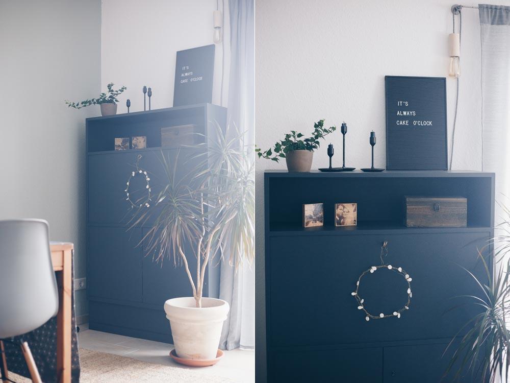 DIY Sektretär Make-Over - Tipps für das Lackieren von Möbeln - upcycling
