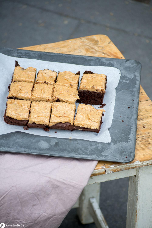 Peanutbutter Brownies