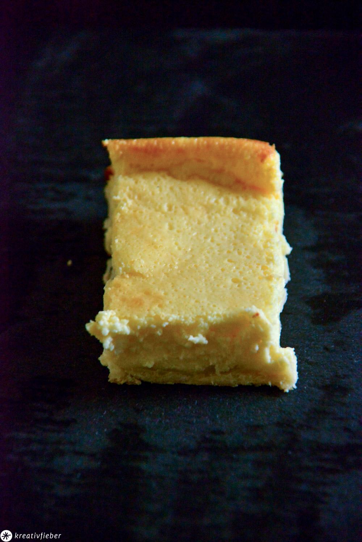 Cheesecake vom Blech für Feiern