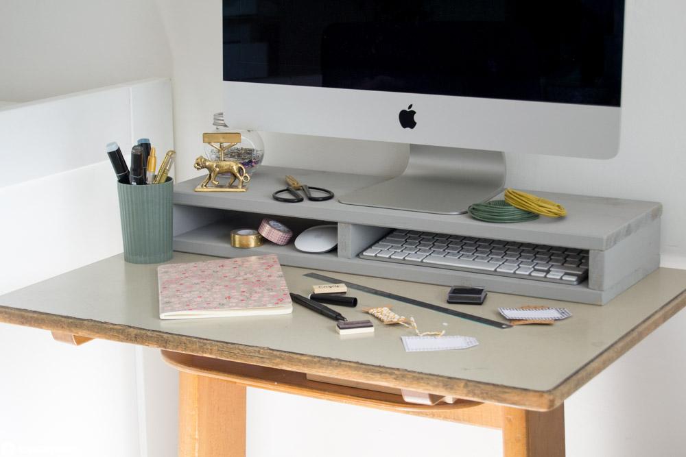 Erhöhung für den PC Bildschirm Mac
