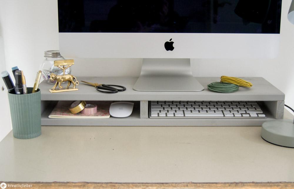 Tastatur aufräumen