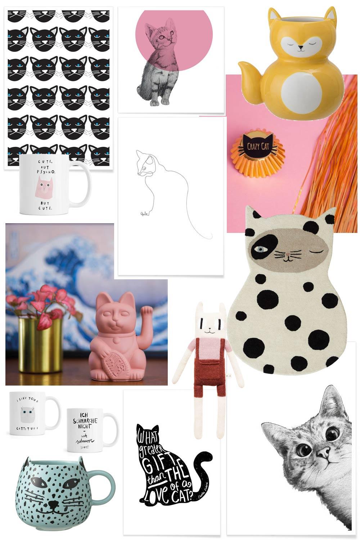 Geschenke für Katzenfans - Geschenkideen für die crazy catlady - Weihnachtsgeschenkideen für Katzenliebhaber