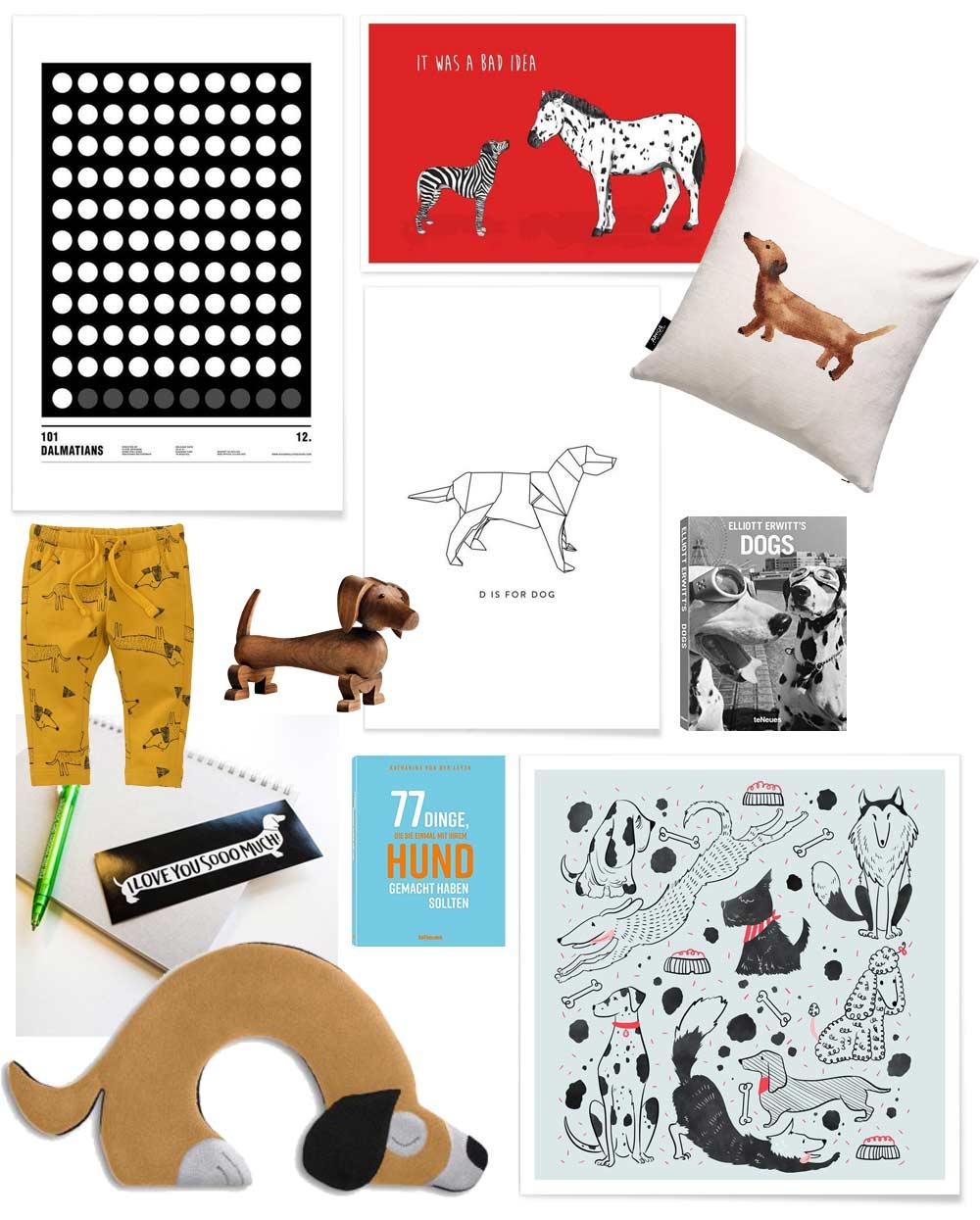 Geschenkideen für Hundefreunde - Weihnachtsgeschenktipps für Hundeliebhaber