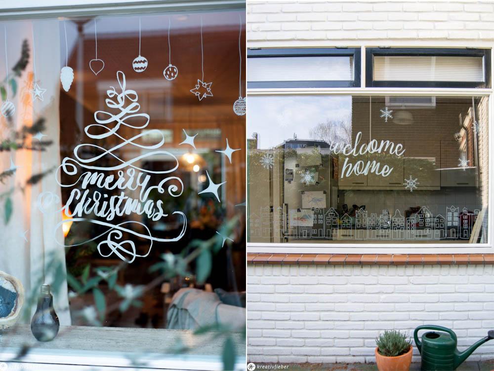 DIY Fensterbilder