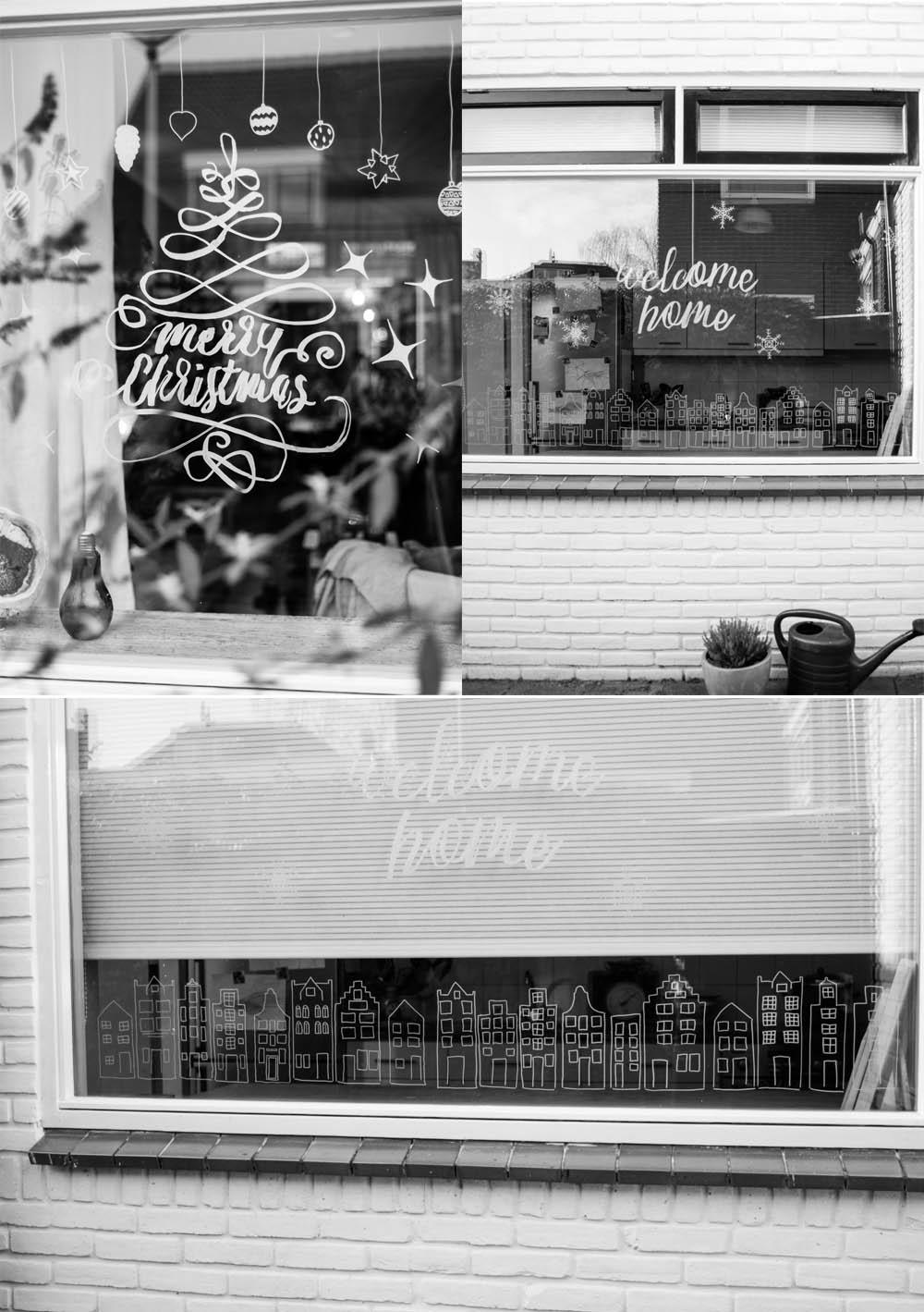 DIY Fenster bemalen