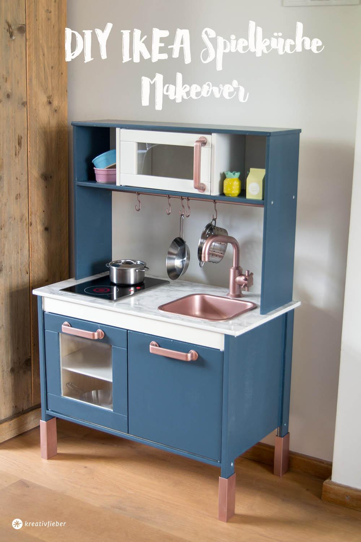 Spielküche Makeover DIY pimpen