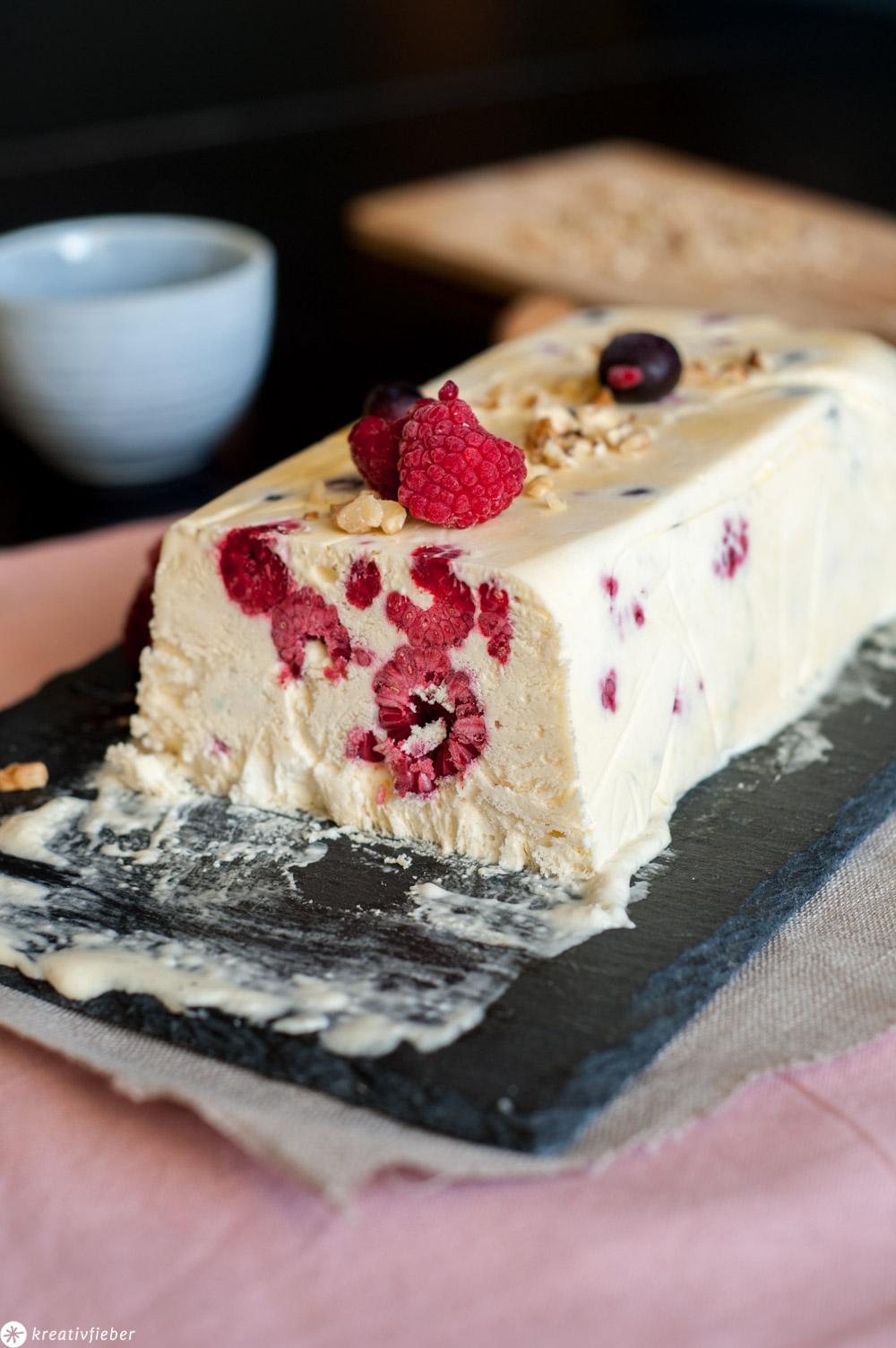 Dessert Semifreddo